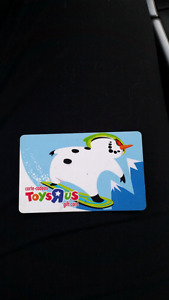 Toys R Us gift card! $25 for $20!!