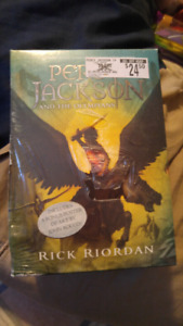 Percy jacson and the olympians collection 5 books