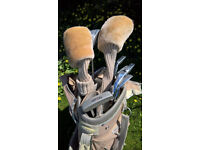 Texan Power2 Ladies Golf Clubs Set with Square Driver