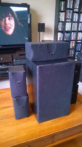 Mirage 5.1 Speaker System