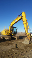 EXCAVATION AND EARTHWORKS SERVICE