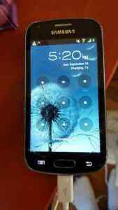 FULLY FUNCTIONAL USED SAMSUNG SMART PHONE CHEAP!!! Cambridge Kitchener Area image 1