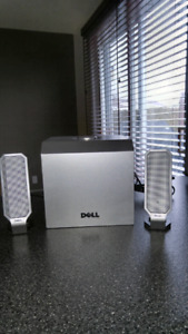 Sub & speakers Dell prise DVI
