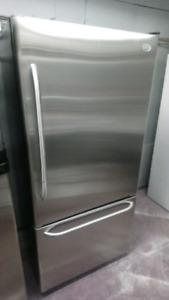 Réfrigérateur général électric +livraison 550 $