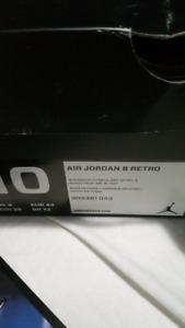 Selling pair of ds air jordan 8 phoenix