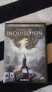 Dragon Age Inquisition Deluxe Edition for PC