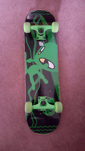 Good condition West 49 skateboard