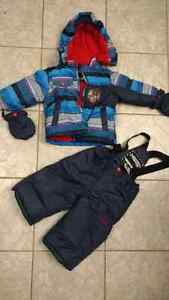 Gusti snowsuit, toddler boy or girl