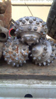Used Oilfield drill bits WANTED!! - Tricone and PDC
