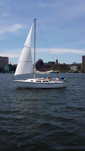 Catalina 25  (sale pending)