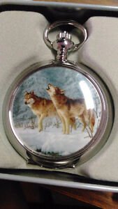 Pocket watch - Never used West Island Greater Montréal image 2