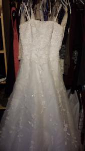 Lady Eleanor wedding dress