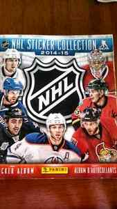 PANINI 2014-2015 stickers....Looking to buy!!!!