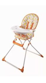 MAMIA HIGH CHAIR ( BRAND NEW UNOPENED ) kids play cheap for sale baby clothes