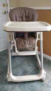 Peg Perego High chair (high quality)