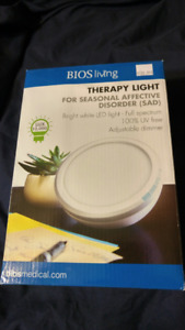 Therapy Light for SAD $80 OBO