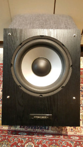 Precision Acoustics - HD S10 10'' Powered Subwoofer.