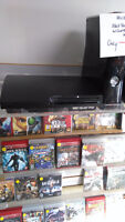 Sony PS3 3001-B 320GB HDD w/ Controller, game, hookups