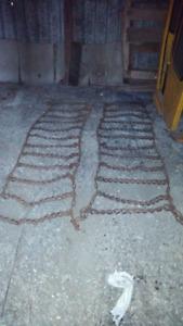 Chaines pour Tracteur