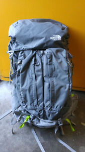 North Face Banchee 50 Backpack - Brand new