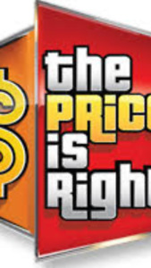 Four Price is Right Tickets
