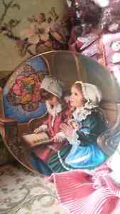 Giving Thanks - Collector's Plate