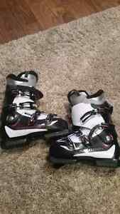 Ski Boots Salomon Mission LX