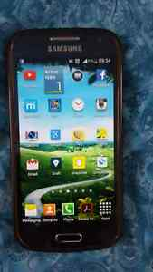 Samsung s4 mini with  32gb memory card