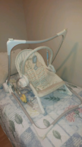 Baby swing(Fisher Price)