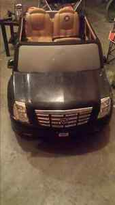 Fisher-Price Power Wheels Cadillac Escalade Ride-On Car