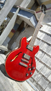 ES-339 PRO Semi Hollow Electric