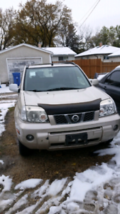 2005 nissan xtrail Safetied with 132km