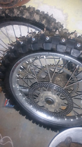 2005 rm 250 parts!