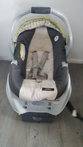 Graco classic connect car seat