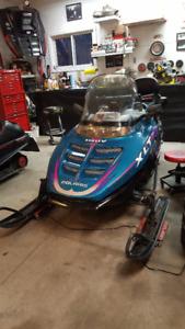 Polaris Indy XLT 600 for sale