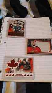 2002 2003 McDonald's NHL Hockey Cards