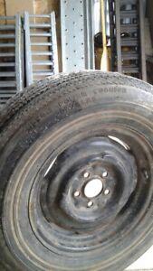 pneu ancien D78-14