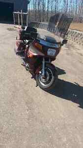 2002 Kawasaki Voyageur 1200cc Touring Bike