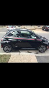Doit partir!!! 2012 Fiat 500c Gucci Coupé (2 portes)