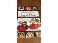 2 brand new cook books