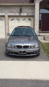 2004 BMW 3-Series E46 325Ci Coupe (2 door) - LOW KM