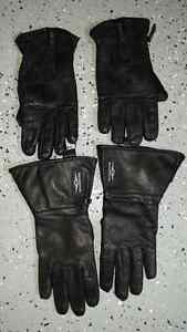 Women's Leather Gloves - Size Medium