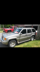 1998 Jeep Grand Cherokee Limited Other