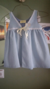 Baby girls over dress-size 2