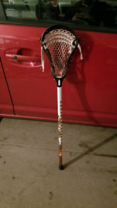 Warrior Torch lacrosse stick