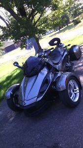 Spyder RS