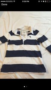 Abercrombie & Fitch Rugby Style Top Kingston Kingston Area image 1