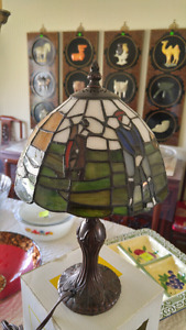 Tiffany golf lamp