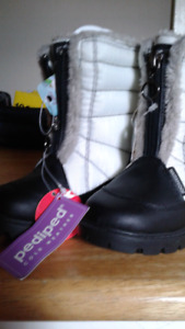 Toddler pediped winter boot NEW