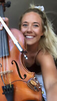 Female violinist/fiddle player looking to jam